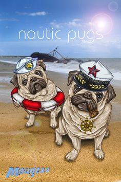 nautic by mougezz , via Behance