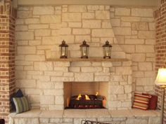 pfleger-masonry-fireplace -- Curated by: Ductworks Heating and Air Conditioning   104 - 2955 Acland road Kelowna bc v1x 7x2   250-765-8854