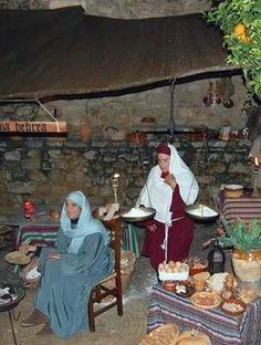Conoce el belén viviente de #Medina, uno de los de más tradición de la provincia de #Cádiz.