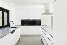 Laundry Design, Kitchen Styling, New Homes, Kitchen Cabinets, Minimalist, Contemporary, Sydney, Projects, Home Decor
