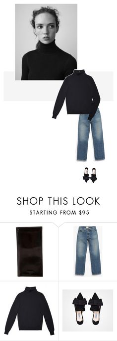 """/"" by darkwood ❤ liked on Polyvore featuring Simon Miller"