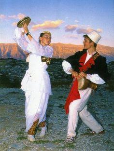 albanian traditional dance