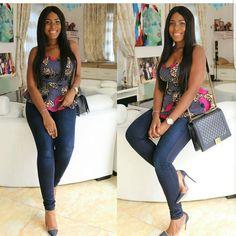 Laura Ikeji's Birthday| Laura Ikeji Gushes Over Birthday Gift From Linda Ikeji | Linda Ikeji & Laura Ikeji            |            Nigerian Celebrity News + Latest Entertainment News