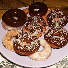 Donuts na Bimby