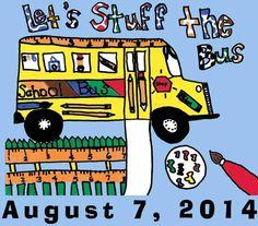 Stuff the Bus 2014!
