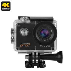 MGCOOL Explorer Pro 2 Sports Action Camera - Sony IMX179 CMOS Sensor, 6G Sharkeye Lens, 2-Inch Screen, 4K Video, 16MP PicturesKey Features...  Shoot stunning 4K video and 16MP pictures with this compact action camera6G ''Sharkeye'' lens for an enhanced  ...