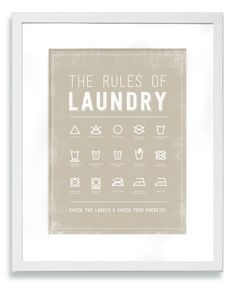 | free printable laundry room art |