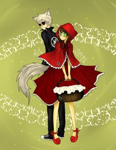 Little Red Riding Hood Wolf   ... 139/2/b/little_red_riding_hood_and_the_wolf_by_x1shia664x-d50d4ti.jpg