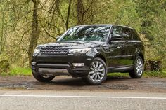 land rover range sport review front