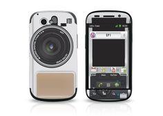 Camera EP1 Case designed for Nexus S #Camera #EP1 #googlecase #nexusscase #ultraskin #UltraCase