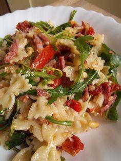 Salade de pâtes de Rosette Great Recipes, Favorite Recipes, Healthy Recipes, Happy Cook, Summer Bbq, French Food, Pasta Salad, Potato Salad, Food Porn