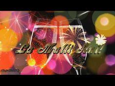 La Multi Ani! Superb - Original Mesaje-Felicitari Vip Vip, Christmas Bulbs, The Originals, Holiday Decor, Messages, Places, Video Clip, Christmas Light Bulbs