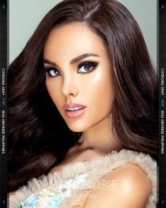 Philippines Catriona Elisa Magnayon Gray (born 6 January Top 5 Miss World 2016 Miss Universe Philippines, Miss Philippines, Beauty 101, Hair Beauty, Bra And Underwear Sets, Grey Makeup, Asian Cute, Miss World, Beautiful Girl Image