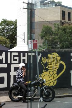 The Mighty SR Festival Of Thump | Deus Ex Machina | Custom Motorcycles, Surfboards, Clothing and Accessories