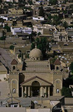Cathedral of Kirkuk Iraq