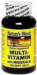 Natures Blend Multivitamins high potency softgels 100 count pack of 2 *** Continue to the product at the image link. (This is an affiliate link and I receive a commission for the sales)
