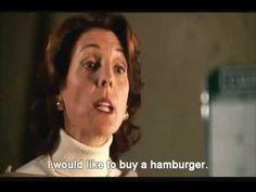 """I would like to buy a hamburger"""