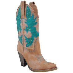 Fab.com | Cowboy Boots For Cowgirls