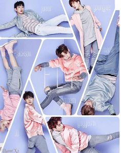 Got7 fly <3 i love this song