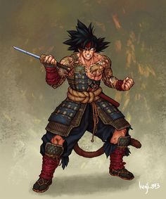 Armors 727049933574069667 - Samurai Dragon Ball fanart – le site du Japon Source by yanndoraichi Otaku Anime, Manga Anime, Manga Girl, Anime Girls, Anime Art, Fan Art, Samurai Concept, Character Art, Character Design