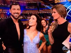 """The worst thing that could happen is the Switch."" -Maks #DWTS Week 3"