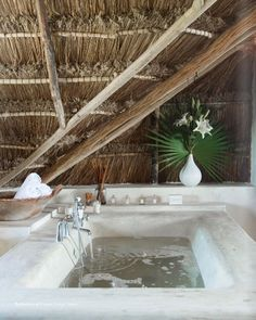Now that is a relaxing bathroom