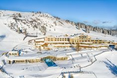 5 mal Ski Hotel mit Outdoor Pool - The Chill Report Hotels, Outdoor Pool, Bad, Austria, Winter, Skiing, Chill, Outdoor, Outdoor Swimming Pool