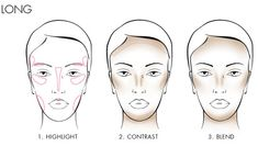 How to contour your face – tips and techniques for each face shape! | 40plusstyle.com