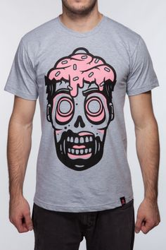 Johnny Cupcakes Frosting Brain