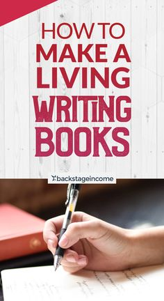 Right now I want to share with you if youre a writer how to make a living with your writing and your books. Book Writing Tips, Writing Jobs, Writing Quotes, Writing Resources, Writing Help, Writing Skills, Writing Prompts, Writing Humor, Writing Software
