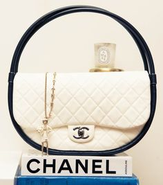 Hula with caution when wearing CHANEL. www.thecoveteur.com/kimberley_ntsimi