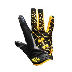 Under Armour Warp Leather Football Gloves