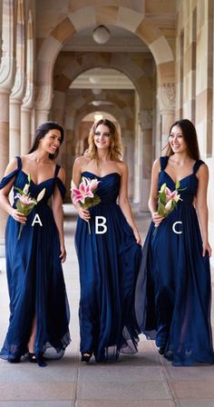 62 Best Long Bridesmaid dresses images in 2019  b973941cf47d