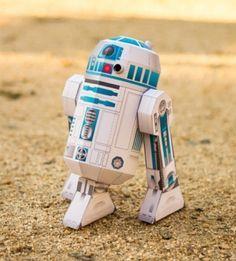 imprimer repique r2d2 Jedi ton anniversaire tu fêteras – DIY Star Wars Birthday | Féesmaison
