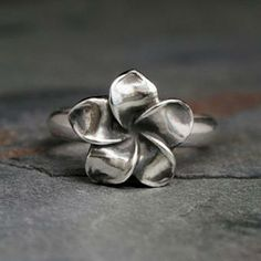 Plumeria Flower Ring | Savor USA