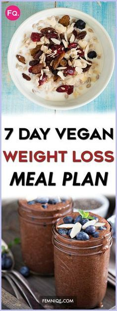 Vegan Weight Loss Plan: 7 Day Plant-Based Diet To Annihilate Fat! - If you're a vegan but still struggling to lose weight, this weight loss diet plan will help. It's has plant-based proteins that will keep you satiated for long time.