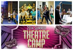 Recommended Summer Camps for Kids in San Antonio: Theatre Camp by the Woodlawn Theatre   Download the playSA app today to take advantage of all the great things San Antonio has to offer.
