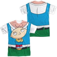 Family Guy - Stewie Carrier (Front - Back Print)
