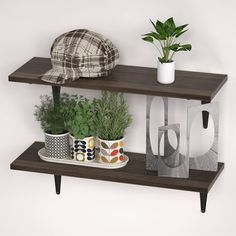 New Design wooden Floating Shelf !Price: $25.99Rebate: 31%Sale Price: $17.99 Floating Shelves, Coupons, Coding, Amazon, Furniture, Home Decor, Amazons, Decoration Home, Riding Habit