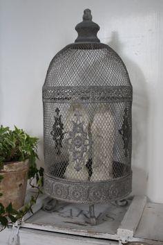 Ravissante petite cage