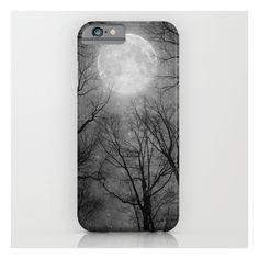 May It Be A Light (dark Forest Moon) iPhone 6s Case ($35) ❤ liked on Polyvore featuring accessories, tech accessories and iphone & ipod cases