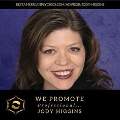 Jody has been receiving psychic messages since she was a little girl. She now works as a professional psychic on our team. You can find her on the immediate readings tab on our site as well!  http://ift.tt/2r05QDT  #professional #accurate #bestamericanpsychics #bap #shayparker #jodyhiggins #communication #insight #psychic #psychicreadings #metaphysical #spirit #spiritual #spirituality #guides #energy #ethics #promote #promotion #professionalism #assistance #guidance #POM #intuition…