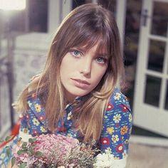 Jane Birkin, 60s.