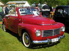 My Dream Car, Dream Cars, Volvo Convertible, Vintage Cars, Antique Cars, Ford, Volvo Cars, Dream Garage, Car Car
