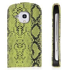 Snake Skin Pattern Design Premium Samsung Galaxy S4 i9500 Wallet Protective Case Cover Green $5.39 #samsungcase #galaxyS4 #samsung #covercases #protectivecase #snakecase #cheapcases #galaxyS4case #android #cellz.com #bestcases #freeshipping #discount #promotioncases #fashion #smartphone #accessories