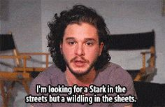 'Game Of Thrones' Is Back ... So Enjoy 20 GIFs Of Kit Harington
