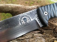 | Bleach Etched ESEE-5