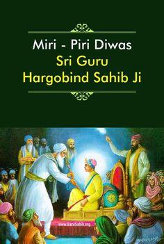Miri Piri Diwas Shri Guru Hargobind Sahib Ji