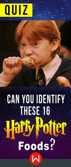 Are you a Harry Potter foodie? HP food trivia. You can't call yourself a Harry Potter fans if you can't name these delicious Harry Potter treats. Let's see if you know Harry Potter cuisine enough to ace this HP quiz. Ron Weasley is looking at you! Jk Rowling, Harry Potter trivia.