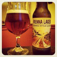 Devil's Backbone Vienna Lager - currently available at all BWF's. AND a Virginia Brew! Keeping in local!